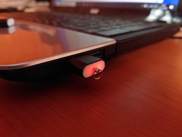 Картридер MicroSD USB