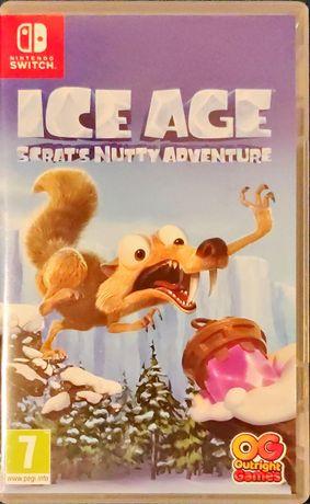 Jogo Switch - Ice Age Scrat's Nutty Adventure