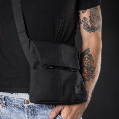 Сумка-кобура, сумка кобура, тактическая сумка, мессенджер