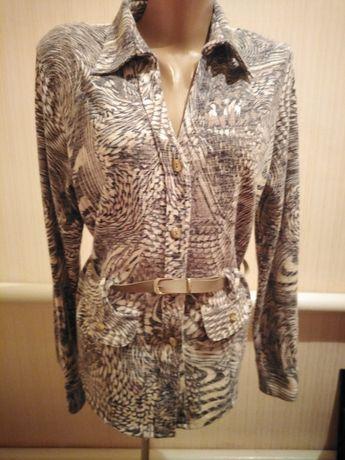 Блуза женская трикотажная