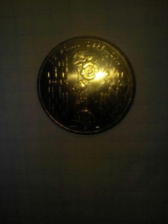 Продам две1 гр монеты60 лет поб, 40гр,, 70 лет победы,50гр