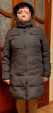 Пуховик паруа плащ куртка