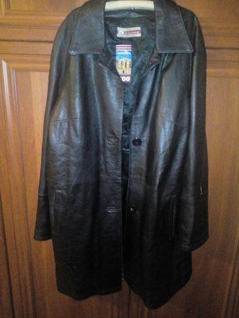 Кожаная куртка L. Lambertarri