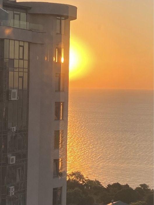 Аркадия, с окон рассветы и закаты, вид моря. Своя-1