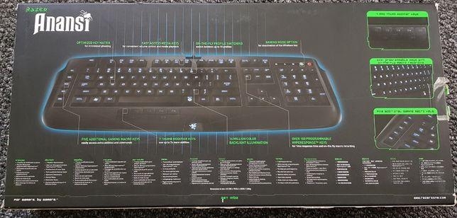 RAZER - Anansi MMO gaming keyboard US