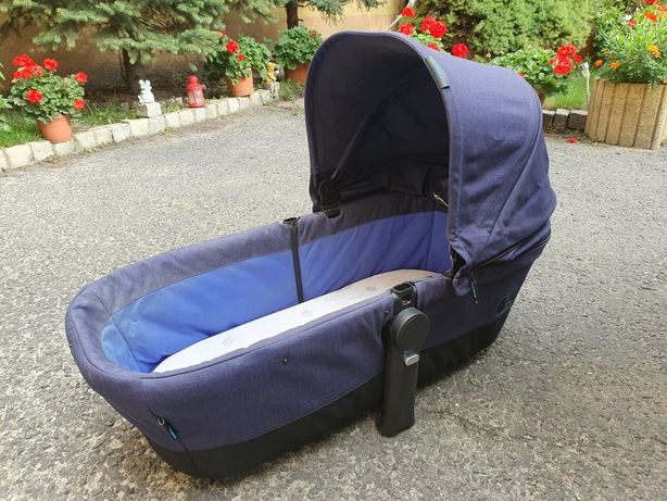 Gondola Cybex Priam Royal Blue gratis prześcieradło i parasol Reer