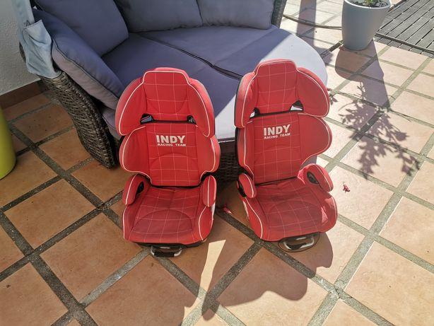 Cadeiras para crianças auto