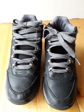 Ботинки демисезонные для мальчика р.34
