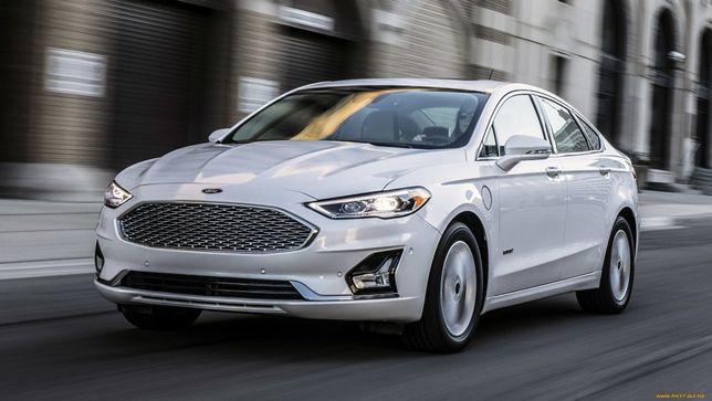Ford Fusion 2019 2020 USA