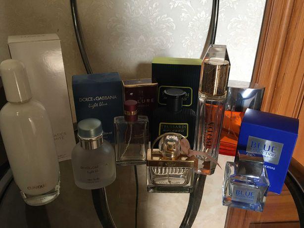 Пустые флаконы французская парфюмерия