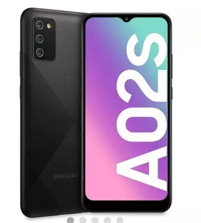 Samsung A02s * NOVO *