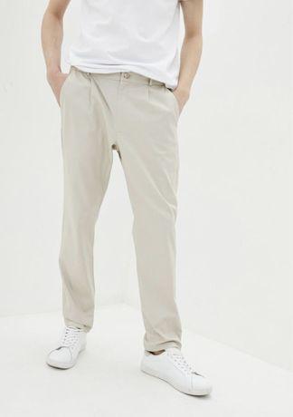 Белые брюки nautica 32/34 р.