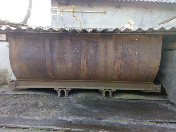 Вагонетка шахтна ВГ-2,5х900, ВГ-3,3х900,