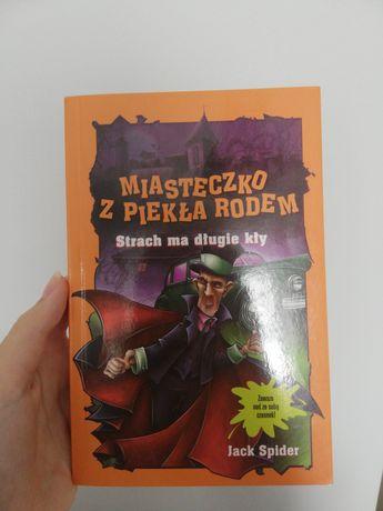 Książka Miasteczko z piekła rodem