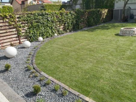 Usługi ogrodnicze, Ogrody, Trawniki nawodnienie kosiarki automatyczne