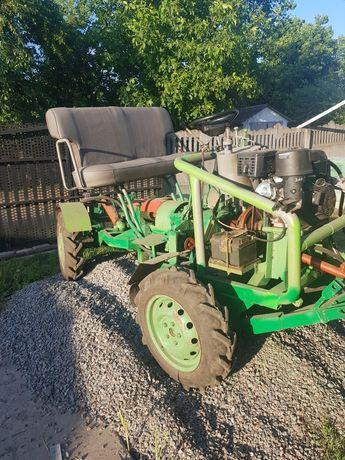Продам трактор с переломной рамой