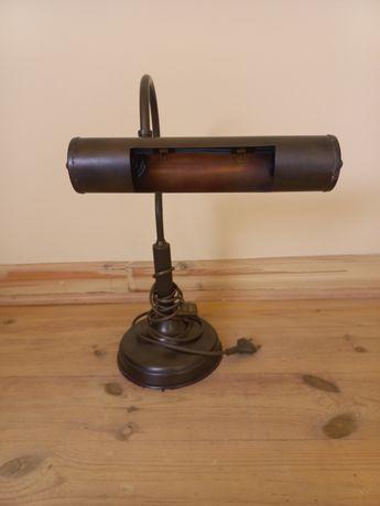 Lampa antyczna biurkowa