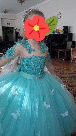 Платье на выпускной. 116 р