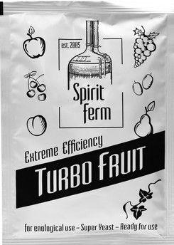 DROŻDŻE spiritferm TURBO FRUIT z pektolazą