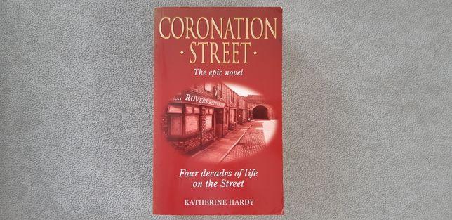 Katherine Hardy - Coronation Street książka PO ANGIELSKU angielski