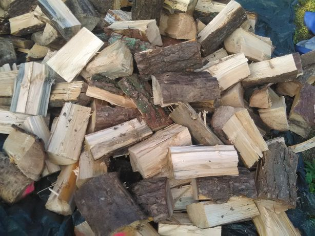 dąb, drewno opałowe, drzewo, kominkowe, opał, dębina