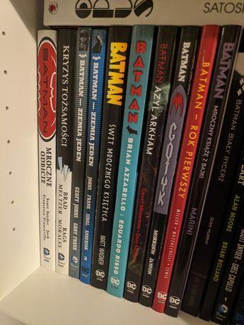 Komiksy Batman DC deluxe