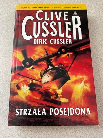 "Clive Cussler ""Strzała Posejdona"""