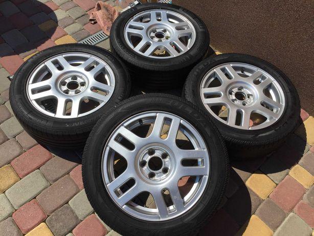 Тітанові діски Zenden 5*100 R16 VW Golf 4-Skoda rapid-faBia-Audi 3