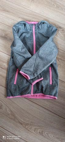 Bluza i kurtką rozmiar 110 jak nowa