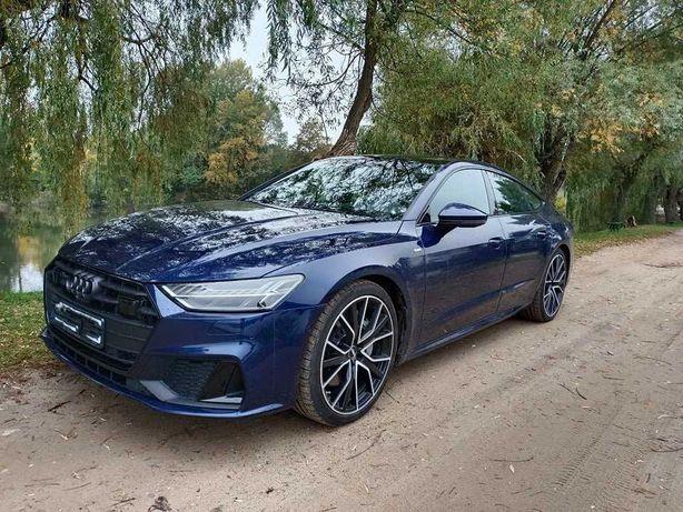 Auto do ślubu Audi A7 najbogatsze wyposażenie Kalisz
