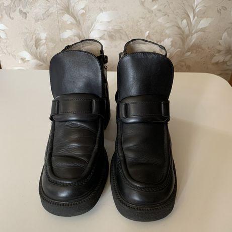 Ботинки кожаные Kangaroos