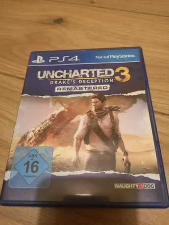 Uncharted 3 Drake's deception ps 4
