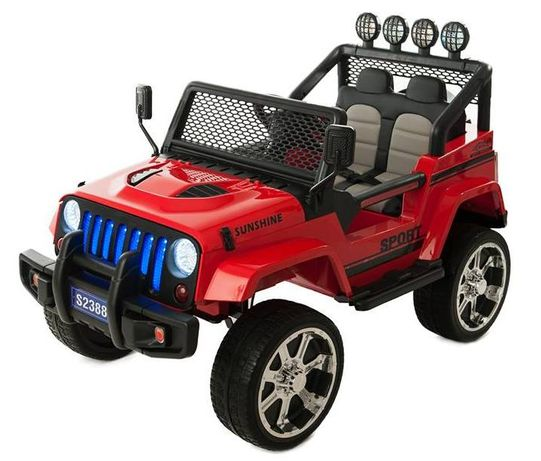 Auto na akumulator Jeep DRIFTER S2388 4 silniki Pilot