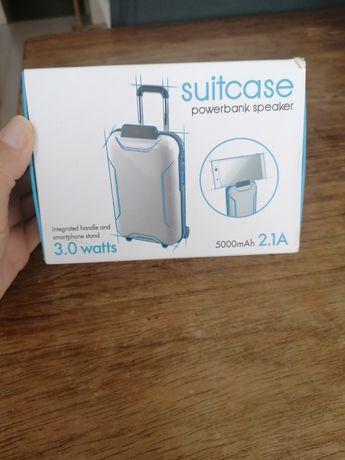 Vendo suitcase powerbank speaker