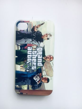 Case na iPhone    4s  GTA