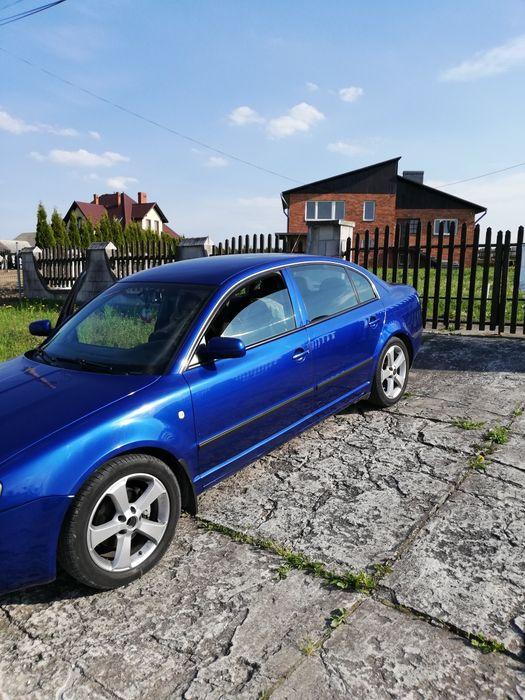 Sprzedam samochód marki Skoda SuperB 1.8 T z LPG Jaworzno - image 1