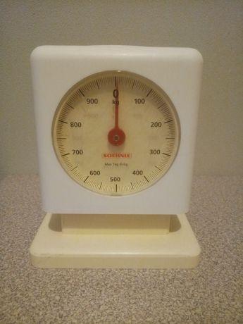 Весы кухонные механика