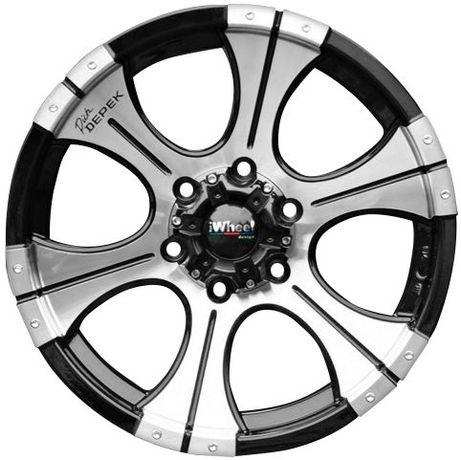 FELGI R18 6x139,3 TOYOTA Hilux ISUZU D-Max Mitsubishi L200