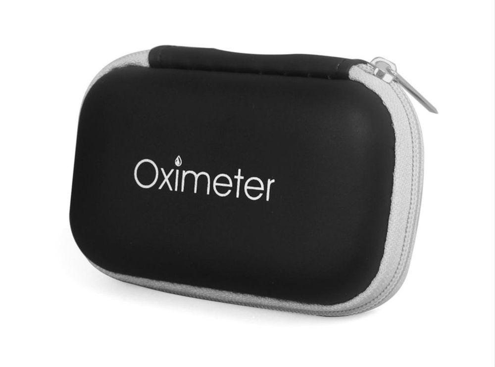 Bolsa para Oxímetro Preta
