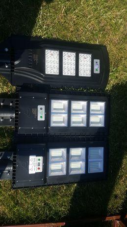 Lampa  solarna uliczne / ogrodowe