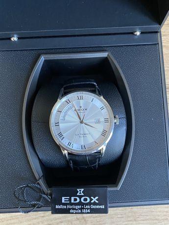 Швейцарские часы Edox Les Vauberts