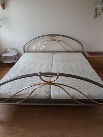 łyżko metalowe sypialne
