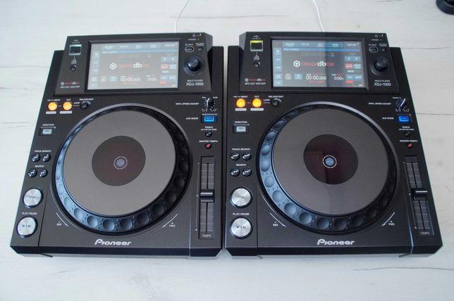 2 x Pioneer XDJ 1000 Idealne Gwarancja Skup Zamiana CDJ 700/900/2000