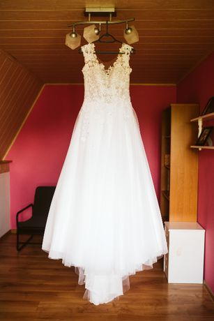 Suknia Ślubna Estera Shalimar