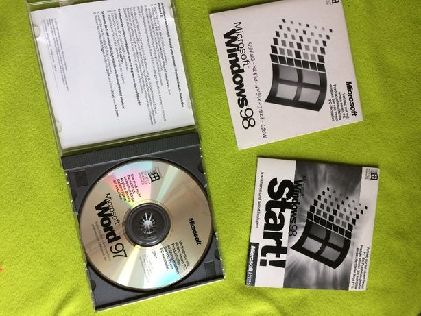 Windows 98 plus Word 97