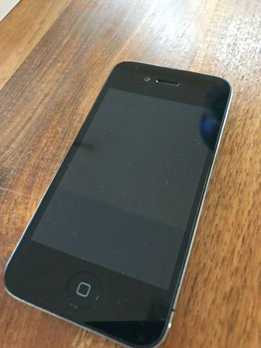 Original Iphone 4 16 GB BLACK Zgorzelec - image 1
