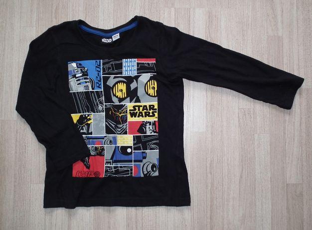 r. 110/116 bluzka bluza Star Wars