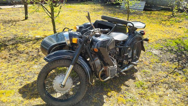 Продам мотоцикл Днепр  МТ12