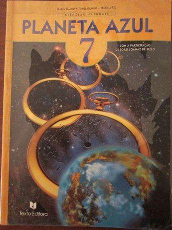Ciências Naturais Planeta Azul 7 Texto Editora - Isabel Fialho, Jorge