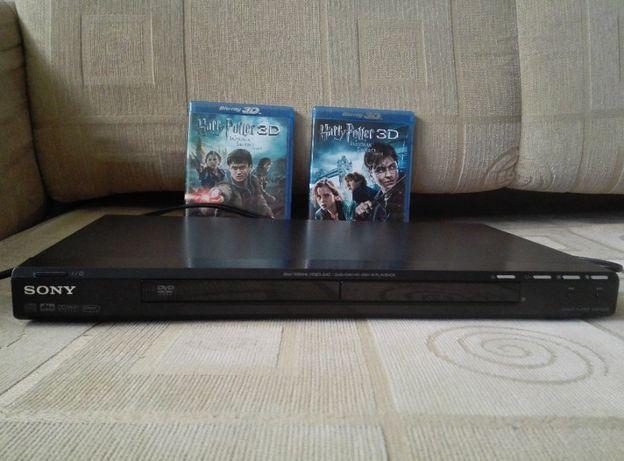Sony odtwarzacz dvd plus 2 płyty gratis -opcja wysyłki